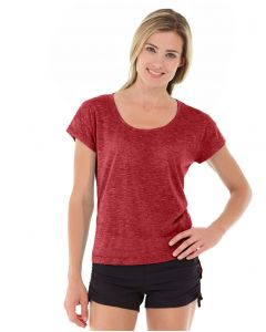 Layla Tee-S-Red